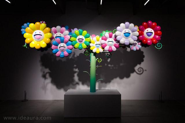 скульптуры Такаси Мураками