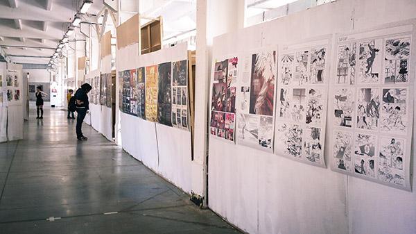 фестиваль комиксов КомМиссия 2015