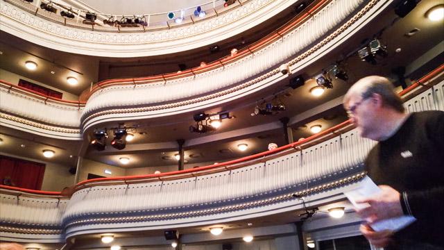 зал Театра Наций