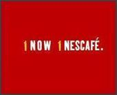 1 Now, 1 Nescafe