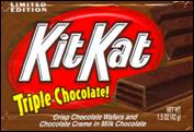 Шоколад разрезанный