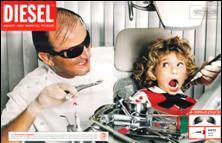 Постмодернистская реклама Diesel
