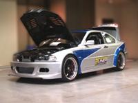 BMW GTR из Need for Speed