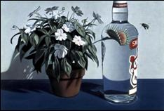 Реклама Smirnoff Through the Bottle
